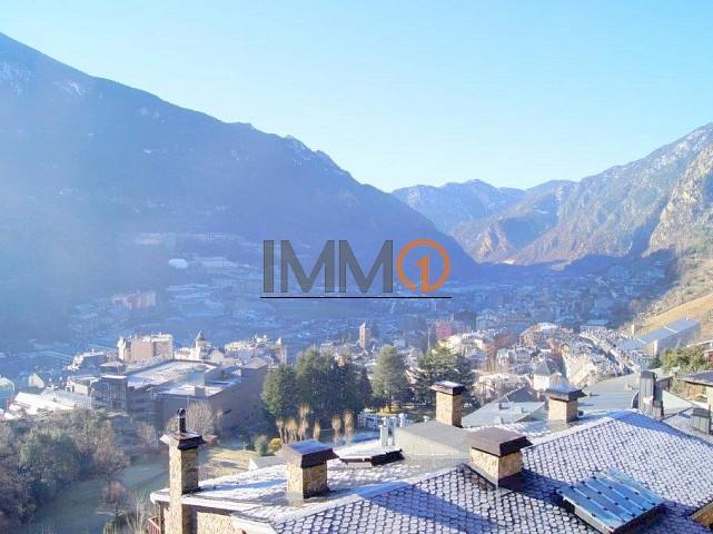 Àtic en venda a Andorra la Vella, 3 habitacions, 155 metres